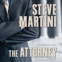 The Attorney (Paul Madriani Novels)