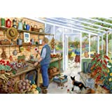 Gibsons Time for Tea Jigsaw Puzzle (500 pieces)