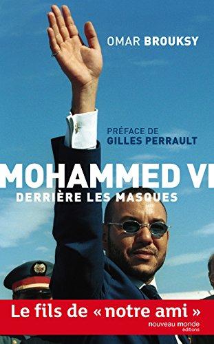 Mohammed VI derrière les masques