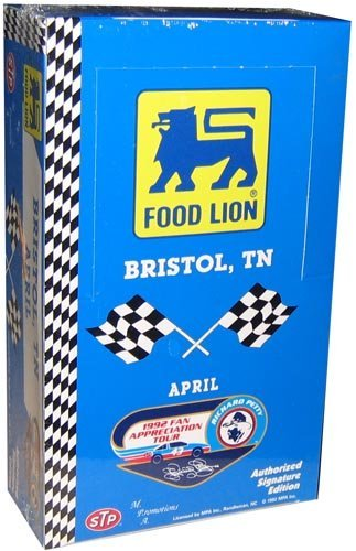 1992-april-food-lion-bristol-tennessee-richard-petty-racing-box-96p4c-by-nascar