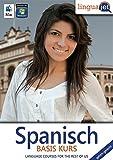 Spanisch gehirn-gerecht, Basis-Kurs, CD-ROMGehirn-gerecht Spanisch lernen, Computerkurs Linguajet. 42 Min.