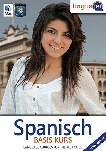 Preisvergleich Produktbild Spanisch gehirn-gerecht,  Basis-Kurs,  CD-ROMGehirn-gerecht Spanisch lernen,  Computerkurs Linguajet. 42 Min.