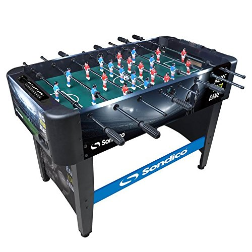 Sondico Football Table L 122cm x W 61cm xH 76cm Playing Gaming Accessories