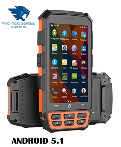 PAC-5000 4G Rugged Android 7.0 P...