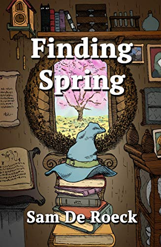 Finding Spring (English Edition) (High Springs Winter School)