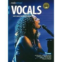 Rockschool: Vocals Grade 8 - Female (Book/Audio Download) 2014-2017 Syllabus