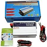Inversor de corriemte Transformador Conversor Mechero Enchufe 500W USB 220V 4132