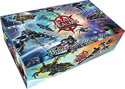 White Wizard Star Realms Universal Storage Box (Spielzeug Storage Box)