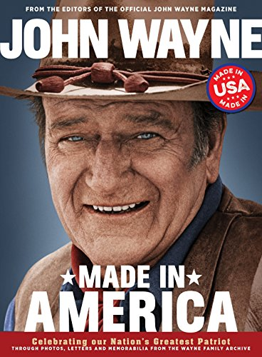 In America Art Magazine (John Wayne: Made in America)