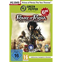 Prince of Persia: The Two Thrones [Green Pepper]