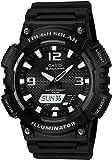 Casio 25186 - Reloj, correa de resina color negro