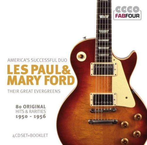 Preisvergleich Produktbild Les Paul & Mary Ford - Their Great Evergreens