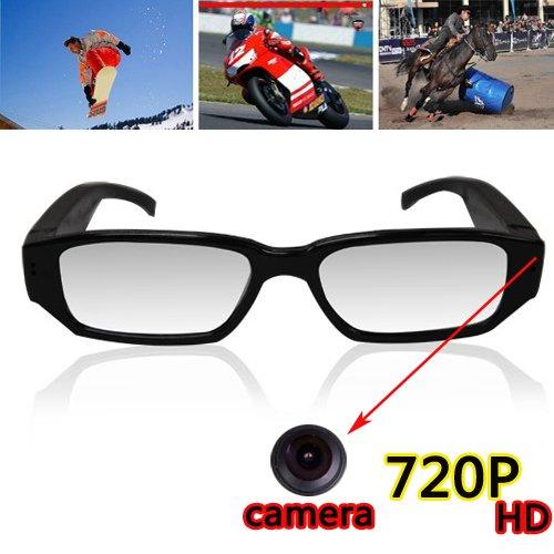 Boriyuan Worlds first Eyewear HD Video-Kamera, Dvr, mit Verschlüsselung Lesen disk-Spy Sonnenbrille Video Dvr Sonnenbrille mit Kamera inkl. Fernbedienung, Stimmenaufzeichner und Video-Recorder-Kartenleser!!