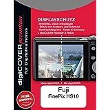 DigiCover Protection d'écran premium pour Fujifilm FinePix HS10