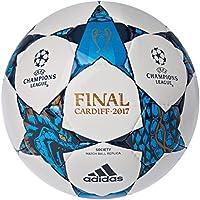 Adidas Finale CDF Soc Balón de Fútbol, Hombre, (Blanco/Azumis / Turque), 5