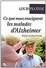 Ce Que Nous Enseignent les Maladies d'Alzheimer par Ploton