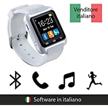 endubro SMARTWATCH U8 OROLOGIO ANDROID DIGITALE TOUCHSCREEN BLUETOOTH - MENÙ