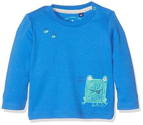 tom-tailor-kids-baby-jungen-langarmshirts-frog-print-t-shirt-blau-medium-deep-sky-blue-6993-68