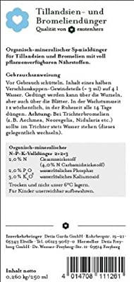 Tillandsien- und Bromelien-Dünger, 250ml