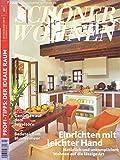 Schöner Wohnen Nr. 07/2003 Einrichten mit leichter Hand