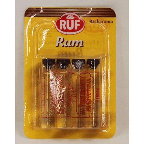 Rum Aroma 4 Stück