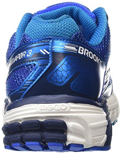 Brooks Herren Vapor 3 Laufschuhe Blau (Blue/Methyl Blue/Peacoat)