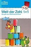 LÜK-Übungshefte / Mathematik: LÜK: 2. Klasse - Mathematik: Welt der Zahl 1x1 - Übungen angelehnt an das Lehrwerk