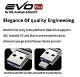 Gigastone PhotoFast Evo Plus 32GB 3-In-1 iFlash Drive (PF-IFEVOPLUS32GB-R)