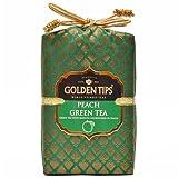 #5: Golden Tips Peach Green Tea Brocade Bag (250g)