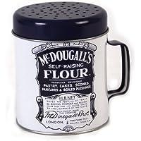 McDougalls Vintage Style Tin Flour Shaker