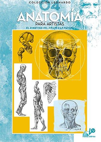 Anatomía para artistas (Colección Leonardo)