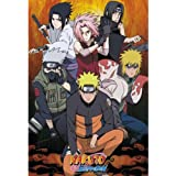 "NARUTO SHIPPUDEN - Póster ""Groupe"" (98 x 68)"