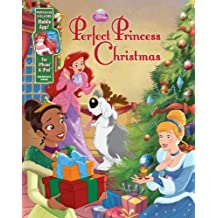 Disney Princess Perfect Princess Christmas: Purchase Includes Mobile App! For iPhone & iPad! by Disney Book Group (2014-09-09)