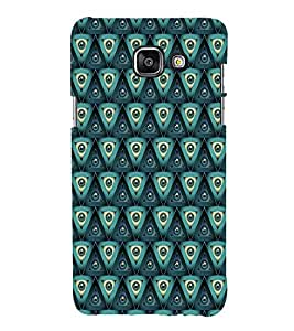 Colourful Pattern 3D Hard Polycarbonate Designer Back Case Cover for Samsung Galaxy A3 (2016) :: Samsung Galaxy A3 2016 Duos :: Samsung Galaxy A3 2016 A310F A310M A310Y :: Samsung Galaxy A3 A310 2016 Edition