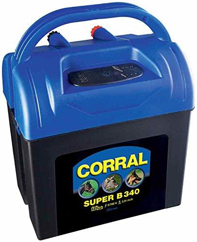 Steuereinheit Weidezaungerät Typ Corral Super B340Ako für elektrischen Zaun Typ Super B340Pflege des Pferdes und Scuderia Ako - Pferd Zaun Elektrischer