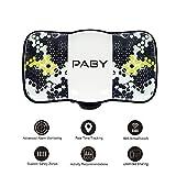 Paby - Dispositivo smart di tracciamento GPS e monitoraggio in tempo reale dell'attività, per il collare di cani e gatti, e non solo
