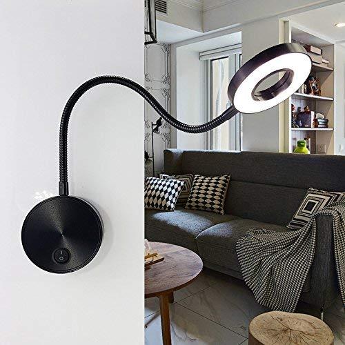 MOM Wandleuchte -Einfache und Nachttischlampe Wohnzimmer Schlafzimmer