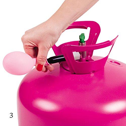 XXL Heliumflasche 420 Liter (0,42 m³) - 5