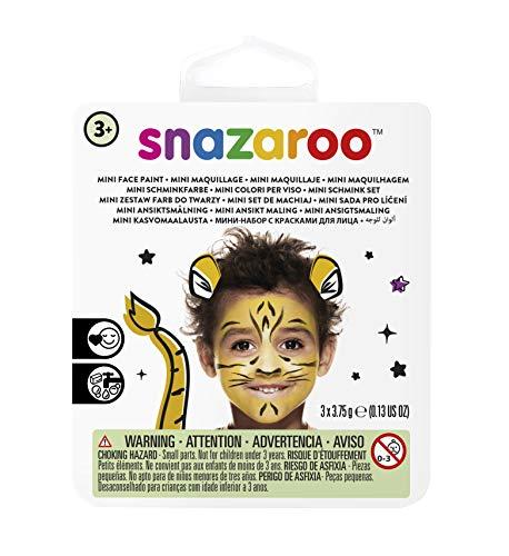 Snazaroo Tigre pintura facial