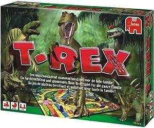 Jumbo Spiele 12214 T-Rex - Juego de Mesa Importado de Alemania