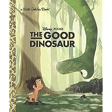 The Good Dinosaur Little Golden Book (Disney/Pixar the Good Dinosaur) by Random House Disney (2015-10-13)