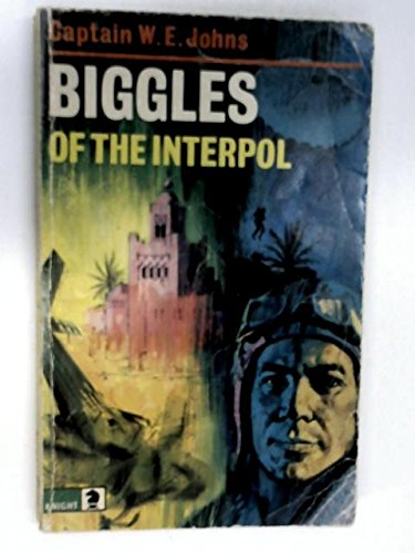 Biggles of the Interpol