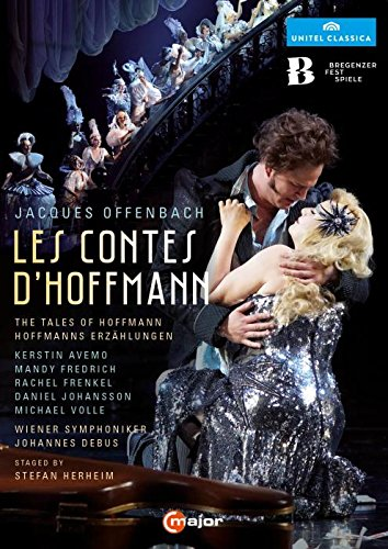 Offenbach: Les Contes D'Hoffmann (Bregenzer Festspiele, 2015) [DVD]