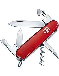 Victorinox Standard, Coltello da Tasca Medio Unisex Adulto, Rosso, Unica