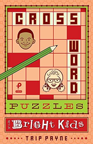 Crossword Puzzles for Bright Kids (Puzzlewright Junior Crosswords)