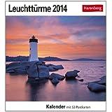 Leuchttürme 2014: Sehnsuchts-Kalender. 53 heraustrennbare Farbpostkarten