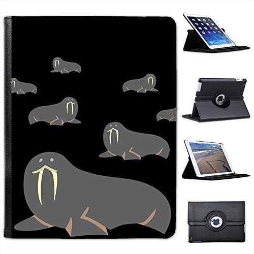 huge-tusks-on-large-arctic-grey-walrus-for-apple-ipad-2-3-4-faux-leather-folio-presenter-case-cover-