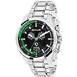 orologio multifunzione uomo Sector Pro Master casual cod. R3253505001