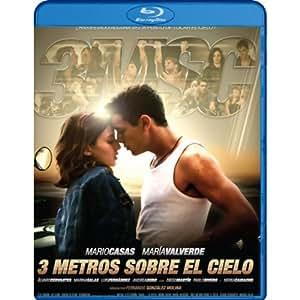 Three meters above the Sky (2010) ( Tres metros sobre el cielo ) ( 3 meters above the Sky ) [ Origine Espagnole, Sans Langue Francaise ] (Blu-Ray)