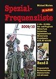 Spezial-Frequenzliste 2007/08: Band 2
